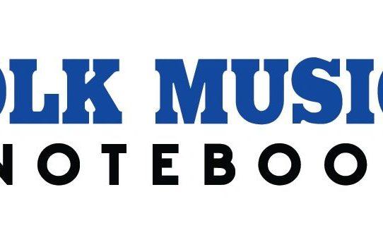 Folk Music Notebook