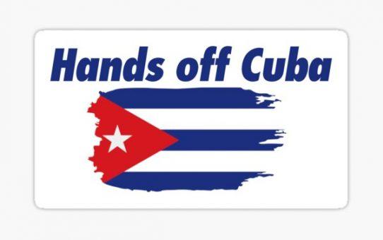 Hands Off Cuba Discussion
