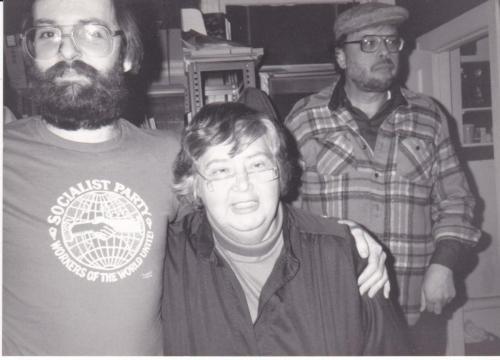 Maggie w Don Doumakes, John Acher