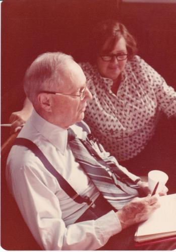 Maggie w FPZ 1981 Conv Iowa City